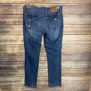 Lucky Brand Jeans - Lucky Brand Jeans Sweet N Straight 6/28 x 33
